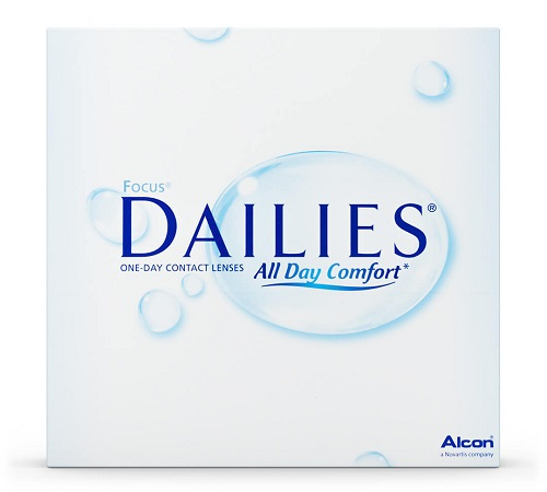 Dailies All Day Comfort